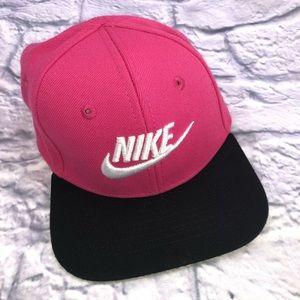 Nike NEW Infant Pink & Black Hat